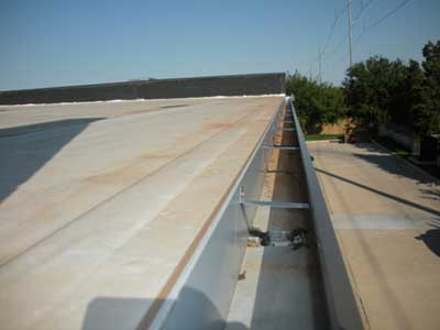 Commercial Gutters Rain Guard Inc
